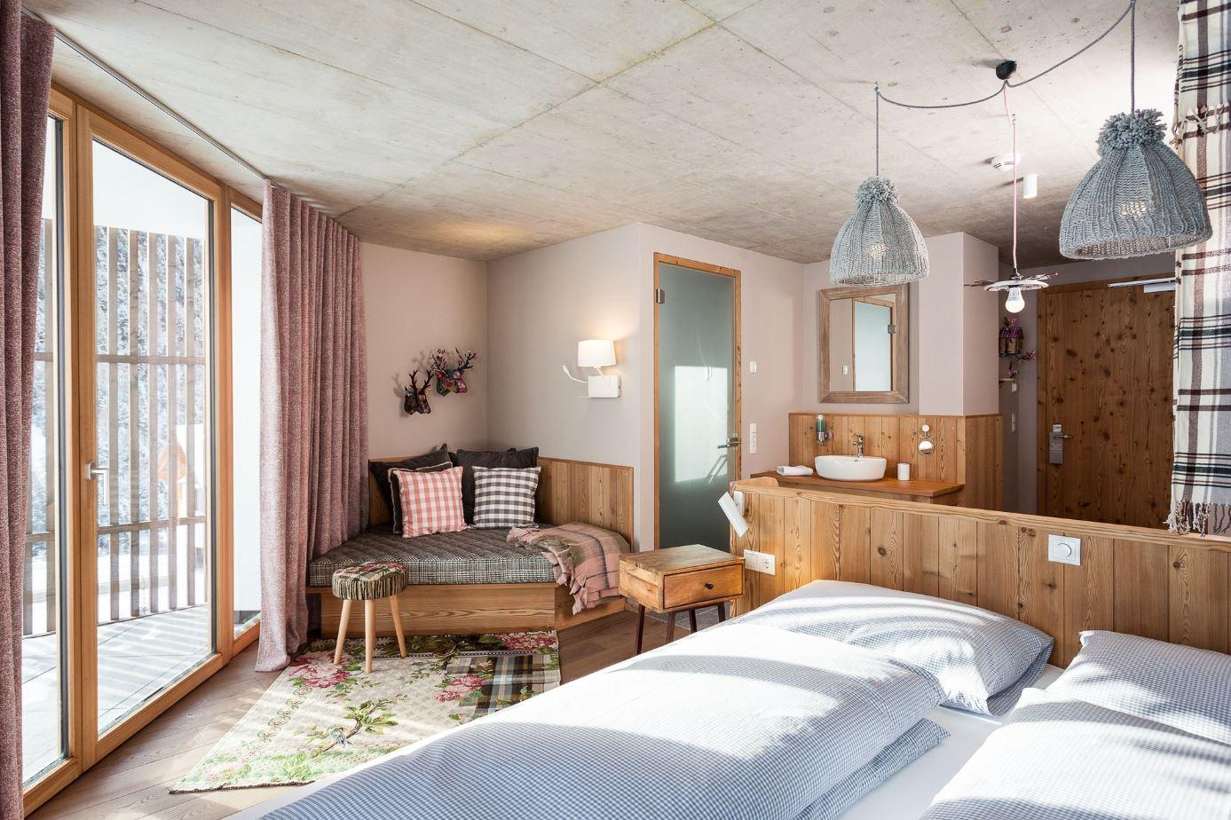 Zimmer Langtaufererhof ©Anneliese Kompatscher