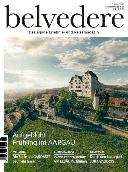 belvedere Cover Frühling