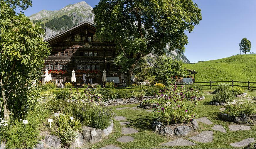 Ricola Kräutergarten (c) Ricola Group AG
