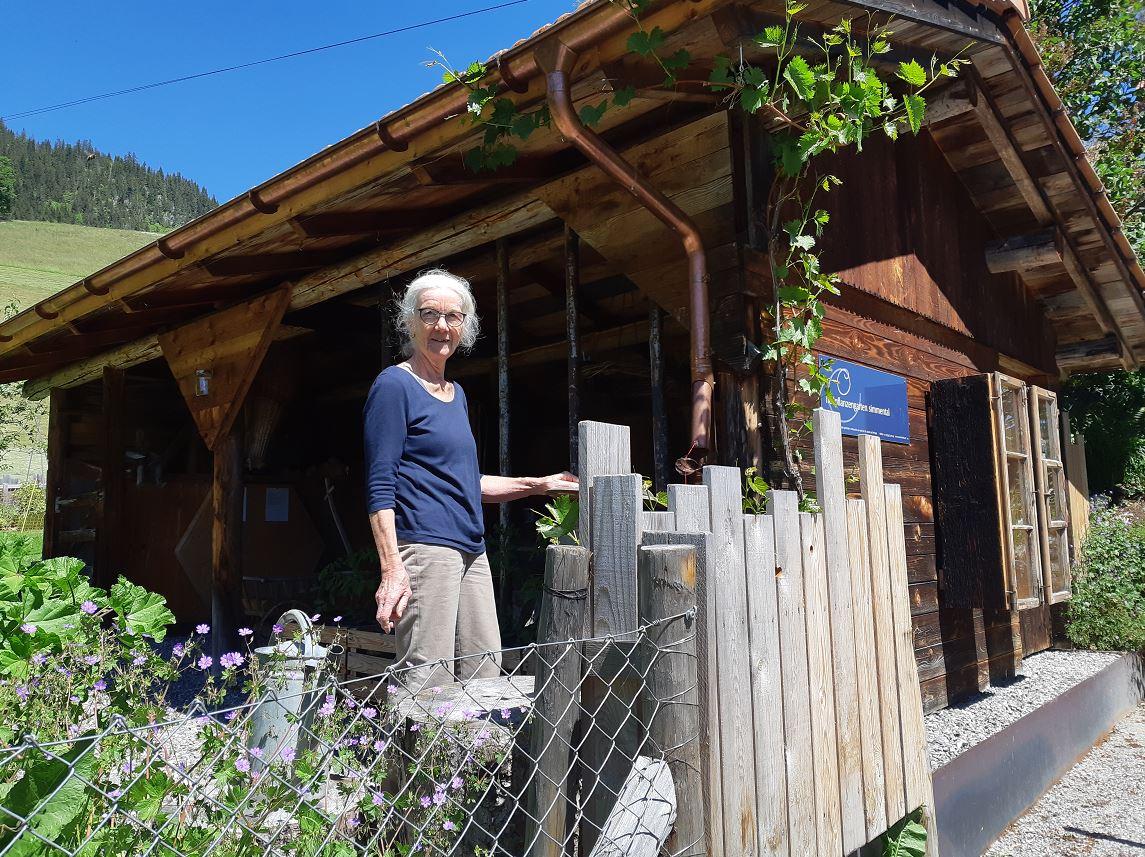 Kräuterfrau Boltigen (c) Lenk-Simmental-Tourismus