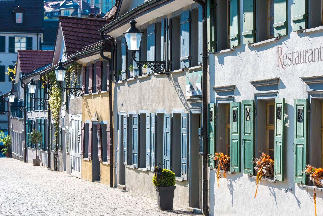 Altstadt St.Gallen (c) Mattias Nutt