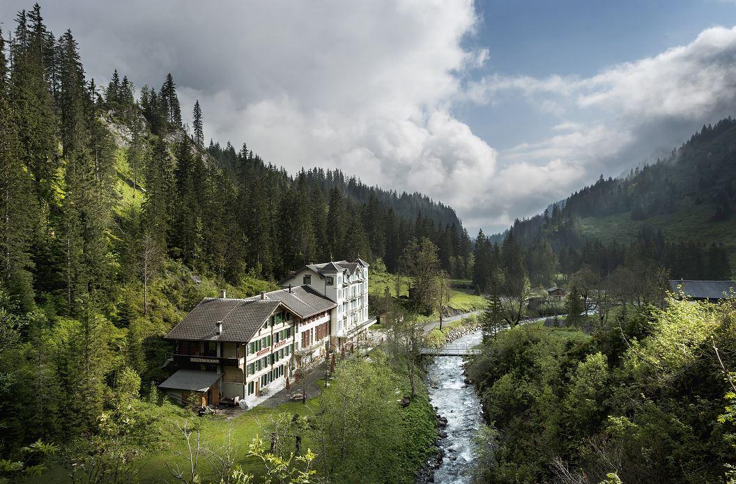 Hotel Rosenlaui (c) Hotel Rosenlaui