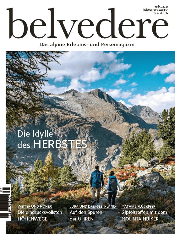 belvedere Herbst 2021